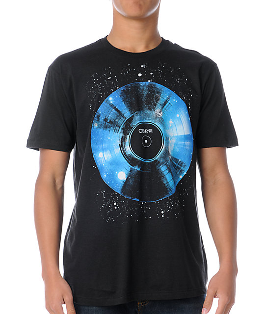 Empyre Space Album Black T-Shirt