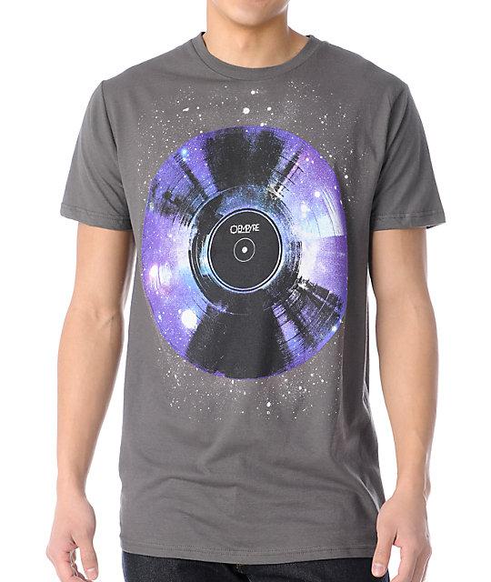 Empyre Space Album Charcoal T-Shirt