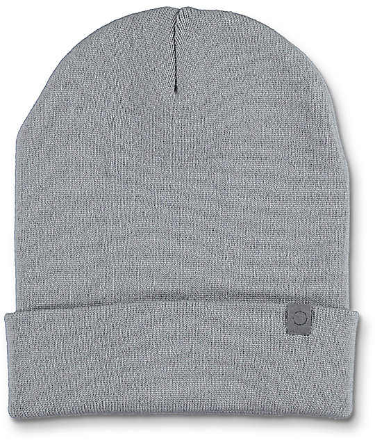 Empyre Sterling Charcoal Cuff Beanie