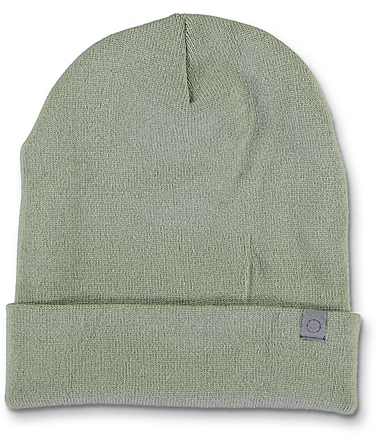 Empyre Sterling Olive Cuff Beanie
