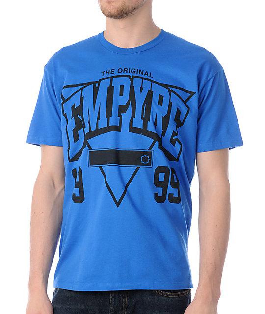 Empyre Teampyre Blue T-Shirt