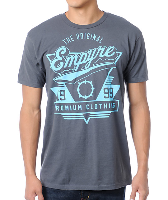 Empyre Triginal Grey T-Shirt
