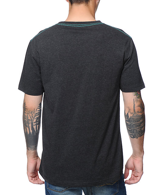 Empyre Trino Black Pocket T-Shirt