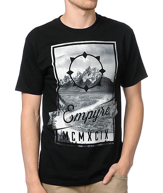 Empyre Vast Black T-Shirt