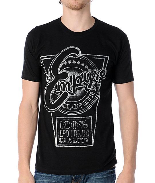 Empyre Vintage Black T-Shirt