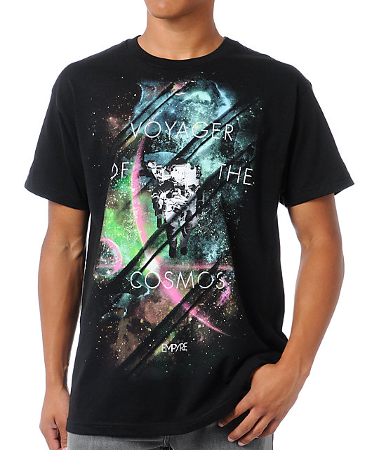 Empyre Voyager Black T-Shirt