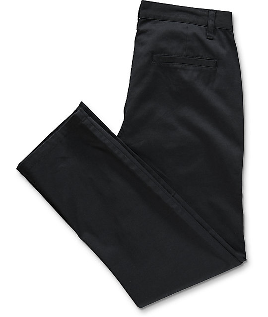 Empyre Warehouse Black Chino Pants