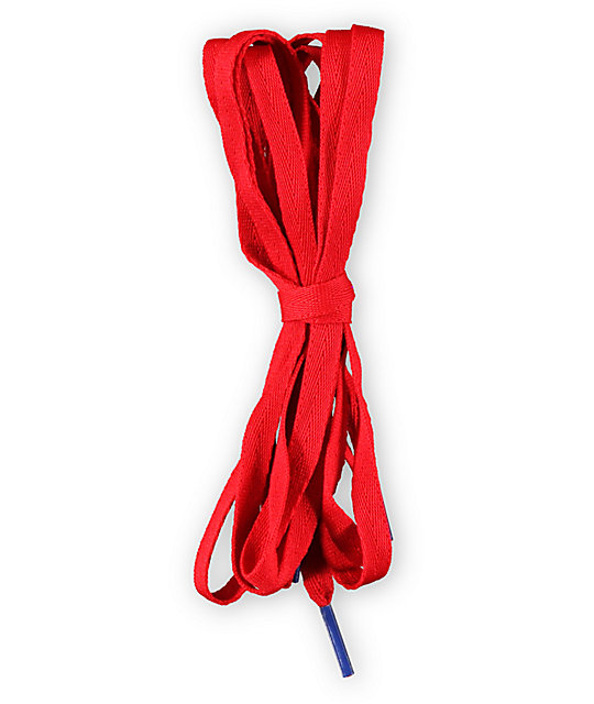 Empyre Whambam Red Shoe Laces