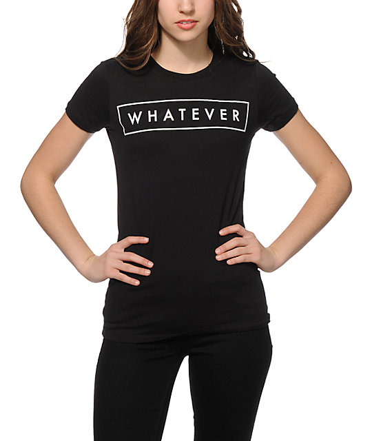 empyre whatever t shirt. Black Bedroom Furniture Sets. Home Design Ideas
