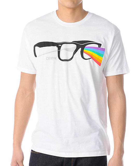 Empyre White Prism Ray T-Shirt