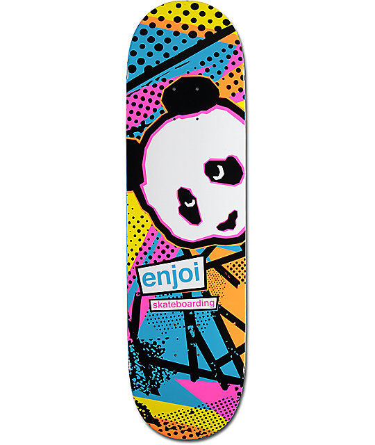 Enjoi 1985 called 8 5 quot skateboard deck