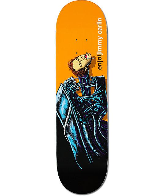 """Enjoi Carlin Alien 8.4""""  Skateboard Deck"""