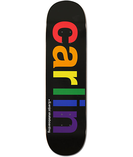 Enjoi Carlin Spectrum 8.125