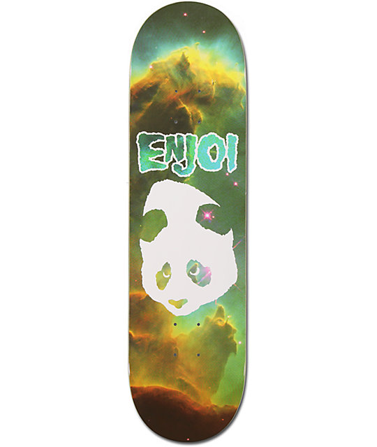 "Enjoi Cosmic Doesnt Fit 8.25""  Skateboard Deck"