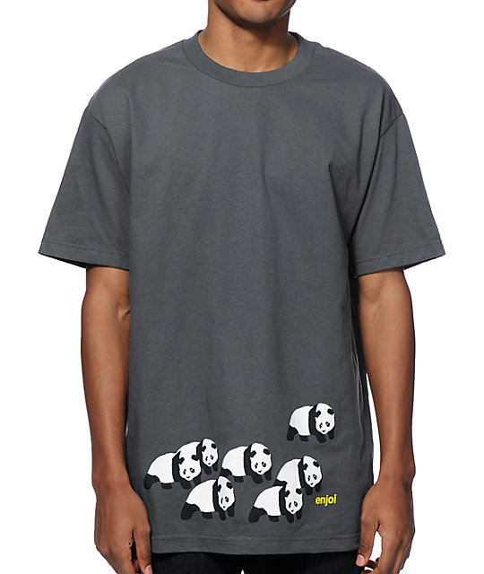 Enjoi Follow The Herd T-Shirt