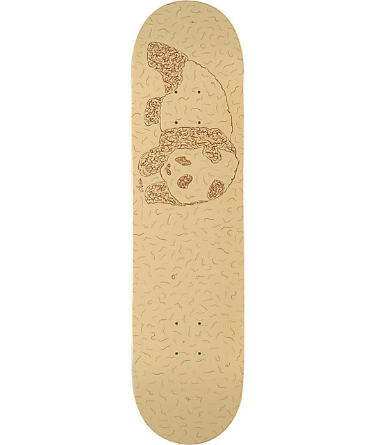 "Enjoi Hairy 8.0""  Skateboard Deck"