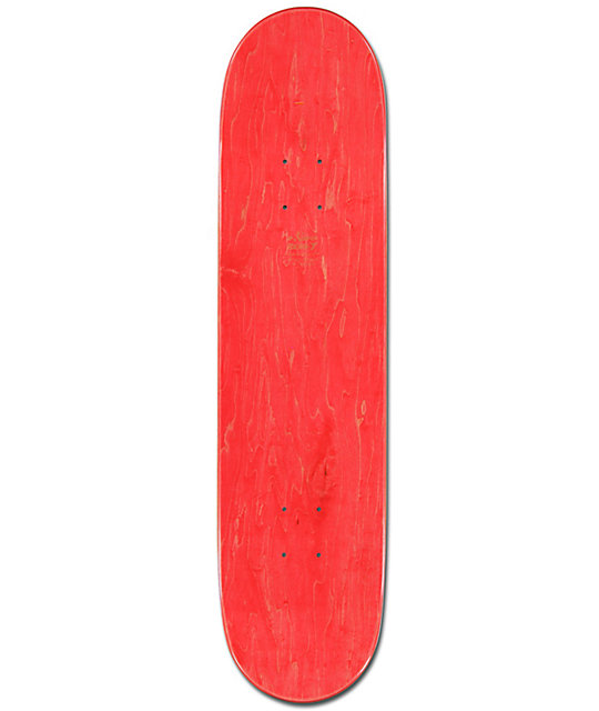 "Enjoi Jerry Hsu Big Game 7.75""  Pro Model Skateboard Deck"