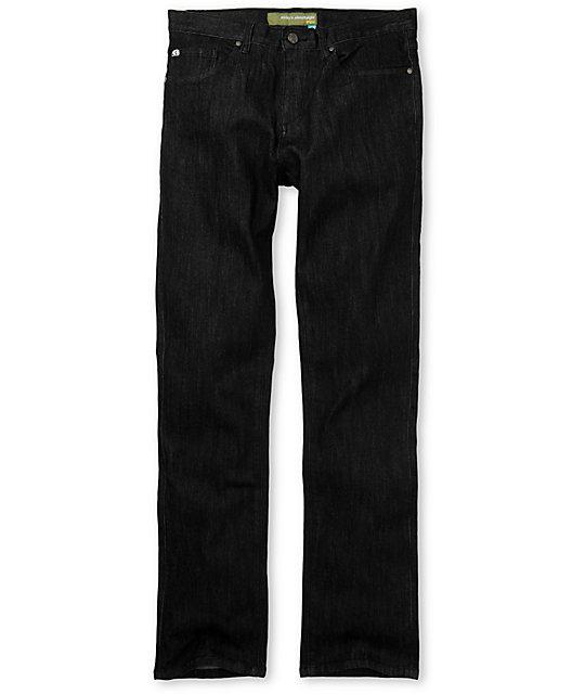 Enjoi Panda 2 Black Slim Jeans
