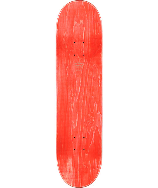 "Enjoi Pig Badge 8.1""  Skateboard Deck"