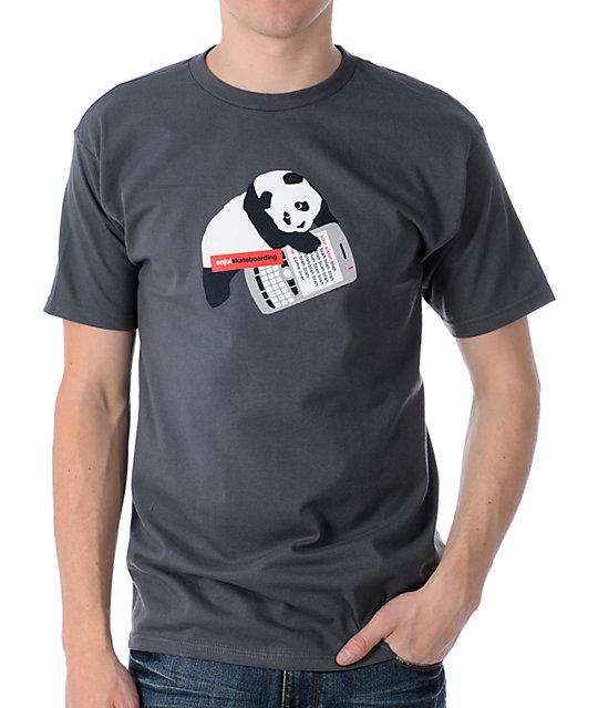 Enjoi Sexting Black T-Shirt