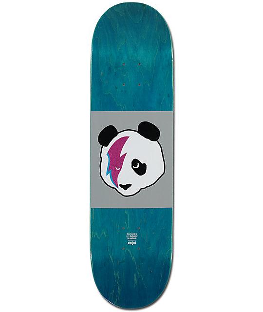 "Enjoi Stardust Panda 8.625""  Skateboard Deck"