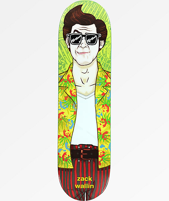 "Enjoi Wallin LMAO 8.25"" Skateboard Deck"