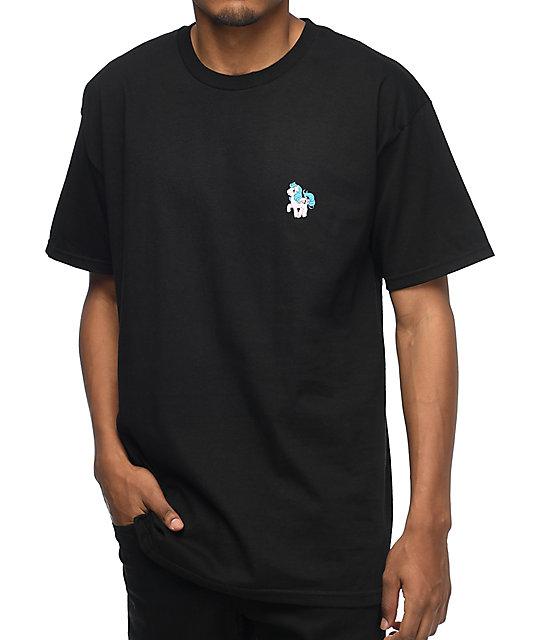 Enjoi X My Little Pony Black T-Shirt