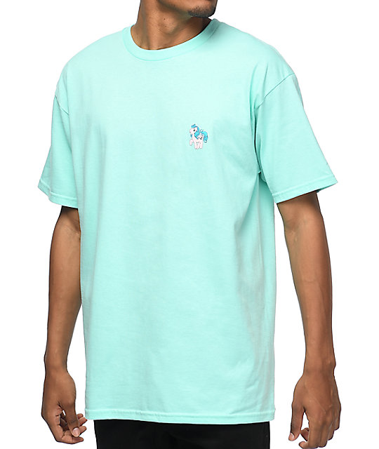 Enjoi X My Little Pony Mint T-Shirt