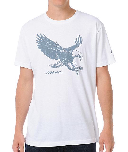 Eswic Eagle White T-Shirt
