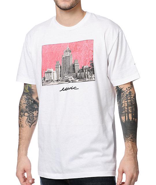 Eswic Moscow White T-Shirt