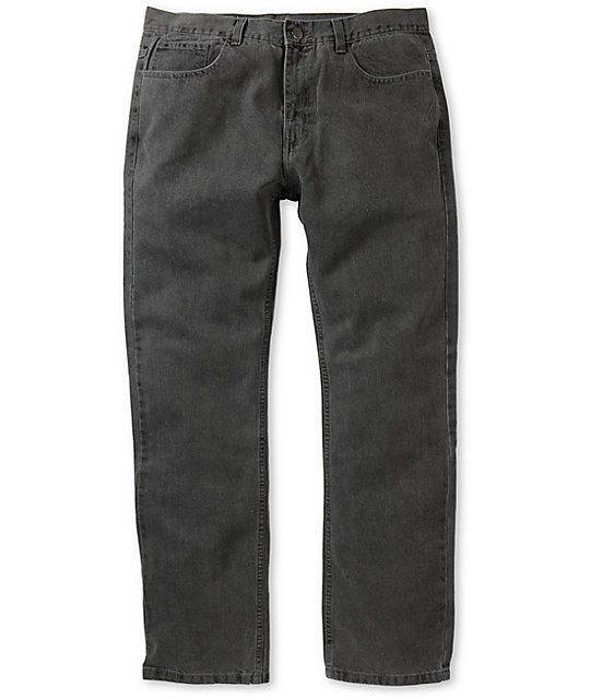 Eswic Romero Grey Slim Jeans