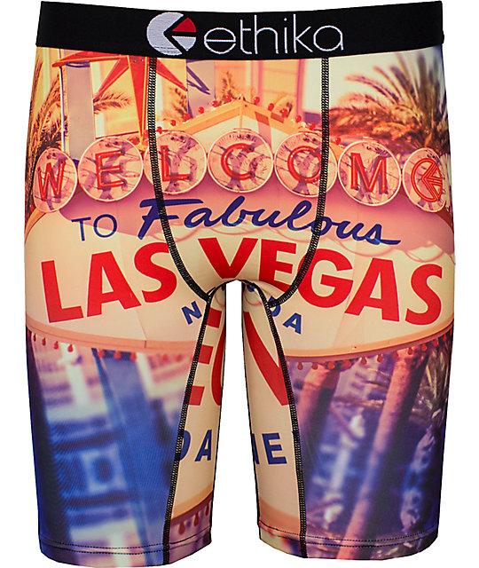 Ethika Staple Vintage Vegas Boxer Briefs