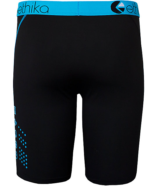 Ethika SubZero Performance Blue Boxer Briefs