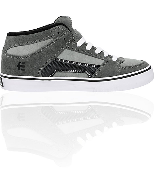 Etnies Boys RVM Dark Grey Shoes