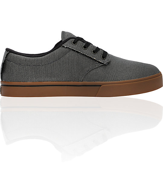 Etnies Jameson 2 ECO Grey & Gum Shoes