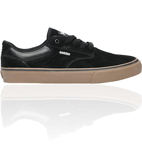 Etnies Malto LS Black & Gum Shoes