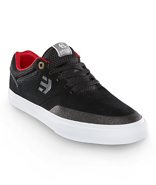 Etnies Marana Vulc Black Shoes