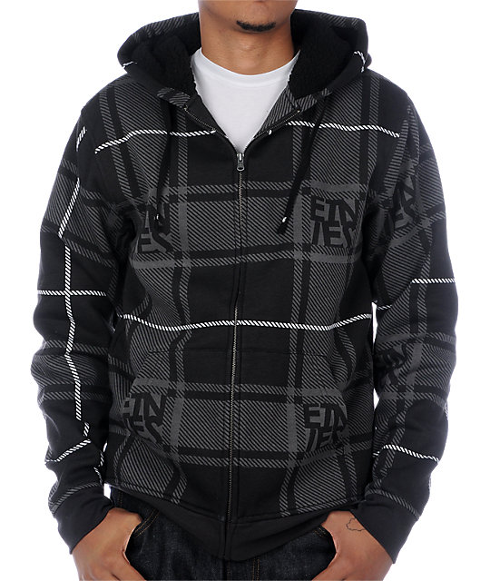Etnies Transition Black Hoodie