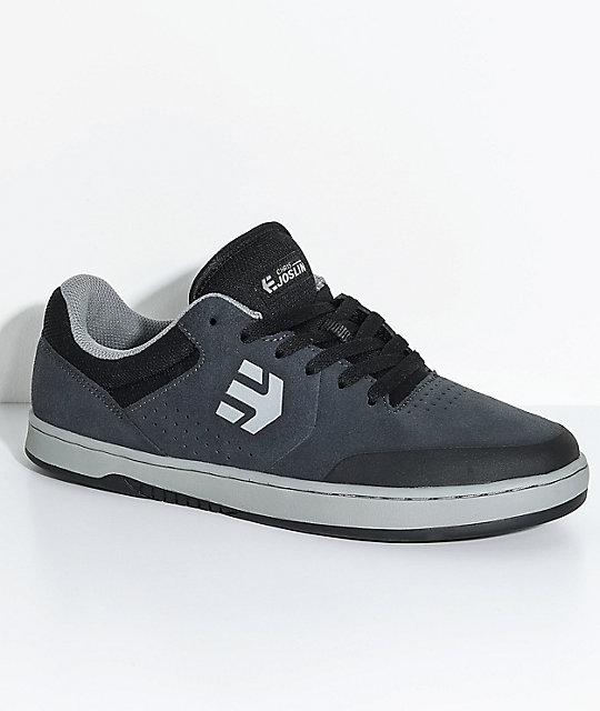 Etnies x Michelin Marana Joslin Dark Grey, Grey & Black Skate Shoes