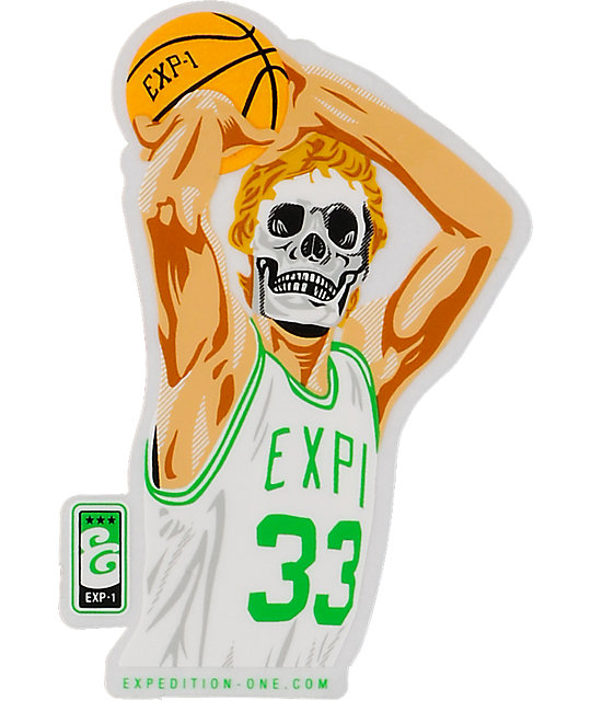 Expedition One 3 Pointer Sticker