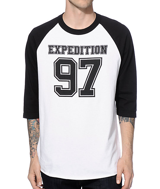 Expedition University Baseball T-Shirt