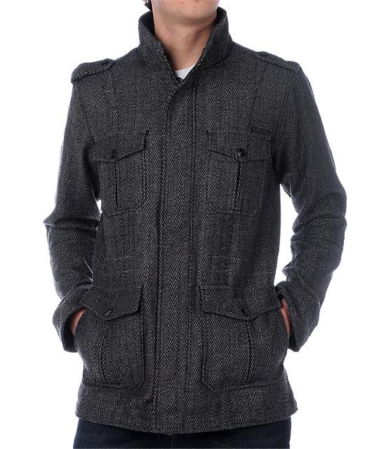 Ezekiel Dire Wolf M65 Grey Jacket