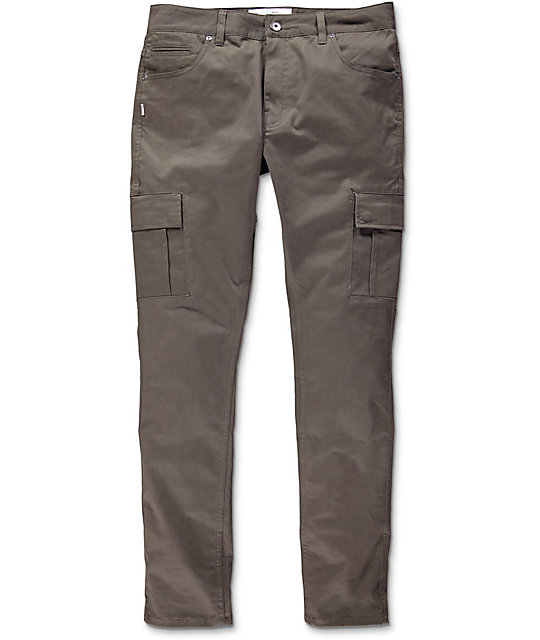 Fairplay Novel Olive Twill Pants at Zumiez : PDP