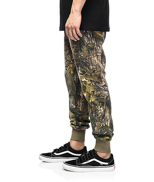 Fairplay Ryder Real Tree Jogger Pants