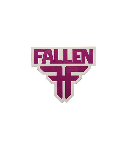 Fallen Insignia Sticker