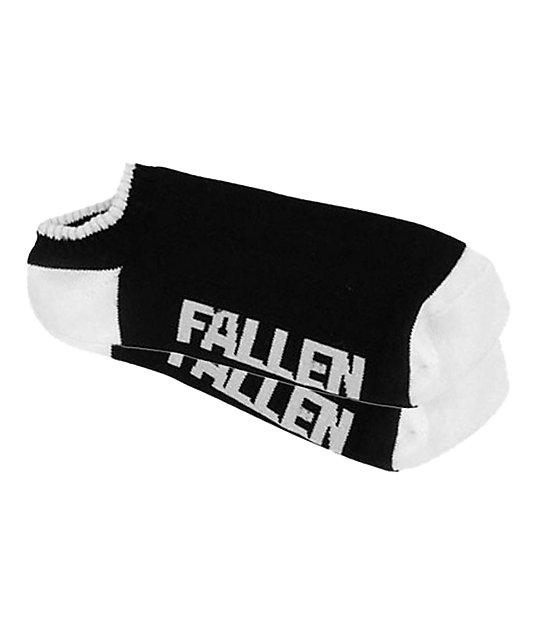 Fallen Shoes Ankle Socks