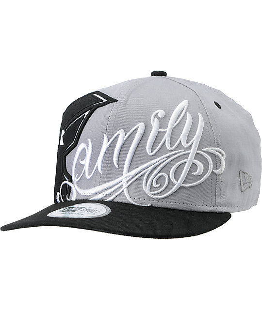 Famous Stars & Straps Always Family New Era Snapback Hat
