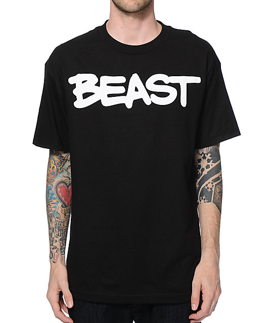 Famous Stars & Straps Beast T-Shirt