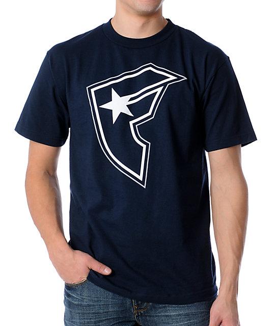 Famous Stars & Straps Prime Time Blue T-Shirt