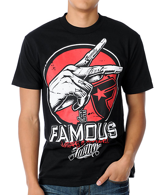 Famous Stars & Straps The Set Jeremy Twitch T-Shirt